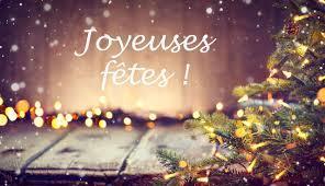 Photo de la news Joyeuses fêtes