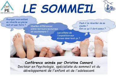 Photo de la news Conférence sur le sommeil